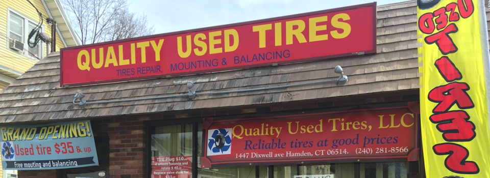 Home Quality Used Tires